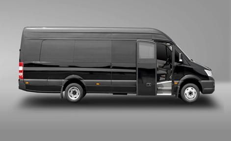 mini bus car