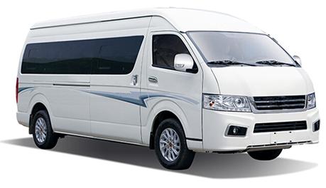 commercial minivan