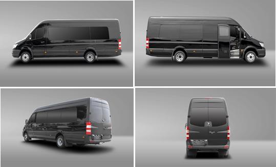 community minibus