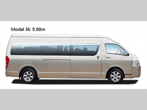 Most Popular Minibuses and Coaches Models On Sale Are from KINGSTAR