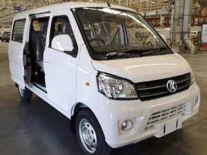 Production and sales of new energy vehicles, including mini bus 10 seater reached a new high in Sep.