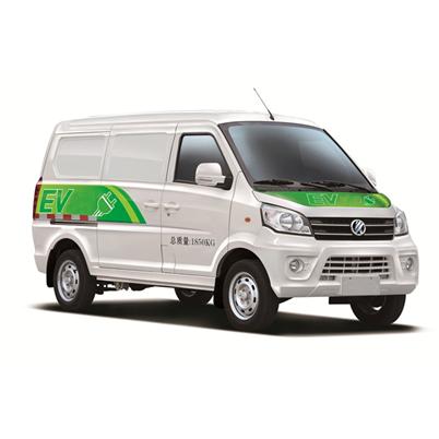 all electric minivan
